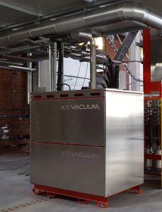 Ice vacuum