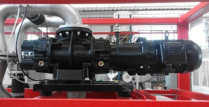 Turbo blower for low temperature leather drying in tannery