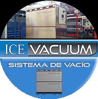 Sistema de vacio para curtiembre Ice Vacuum