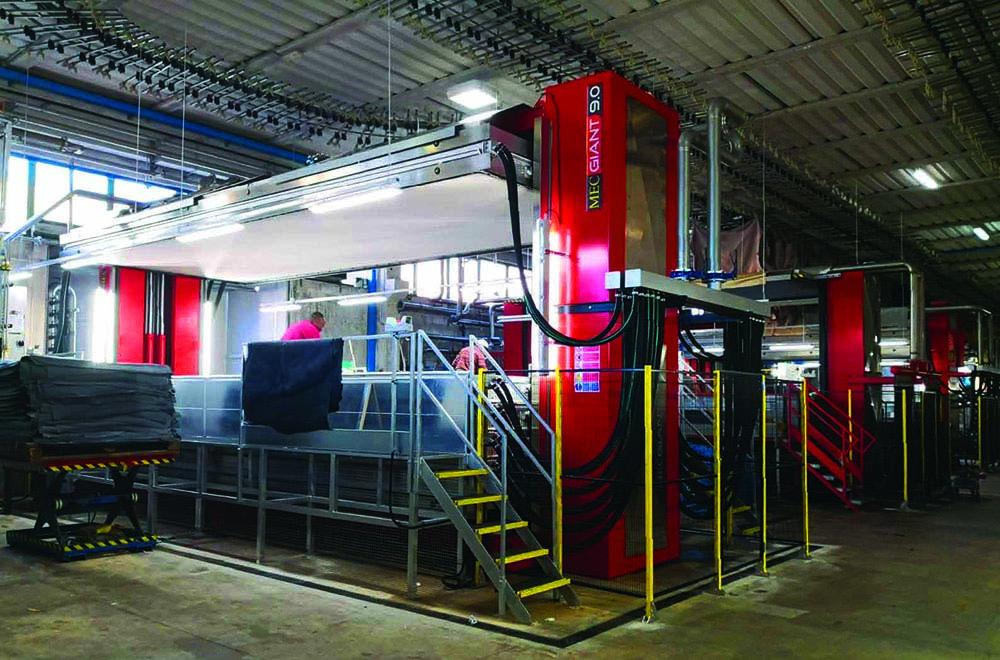 Video MacGiant 9.0 el secador de vacío más grande del mundo