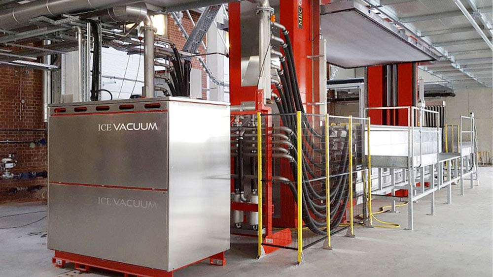 ice vacuum con mecgiant