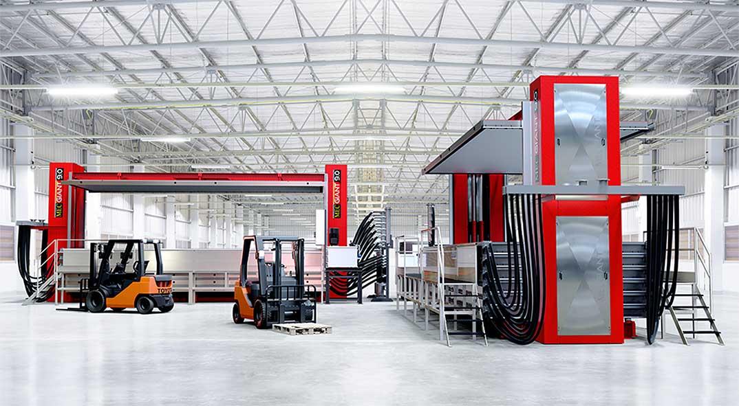 Secador al vacío MecGian 9034 New Factory