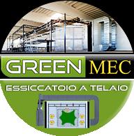Essiccatoio a Telaio per pelli GreenMec